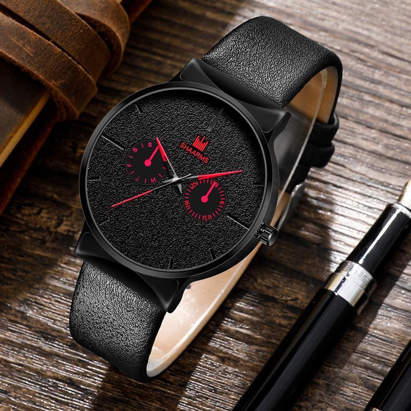 HTB1dhLtXbr1gK0jSZFDq6z9yVXaX Wristwatch Male Military Analog Casual Watches