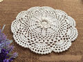 10pcs/lot D26cm Multi Round Hand Made Crochet doily/placemat set/placemat coasters/shabby chic/place mats/doilies crochet