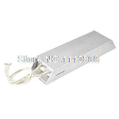 300W 10 Ohm Trapezium Aluminum Housing Braking Resistor