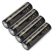 4 pcs HK LiitoKala Lii-30A 3.6 V 18650 3000 mAh batterie 18650 pour LG HG2 décharge 20A dédié cigarette électronique puissance batterie