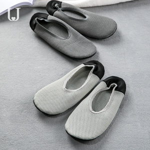 Image 1 - Youpin Jordan&Judy Foldable Ultra Light Shoes Home Casual Slippers Breathable Polyester Mesh Antibacterial Deodorant Shoes