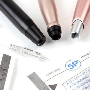 Image 2 - Thường trực Trang Điểm Bút Máy Tattoo Lip kẻ viền Mắt Microblading máy chạy Tiếp Liệu Bút kẻ mắt môi Bán Thường Trực Trang Điểm lớp lót