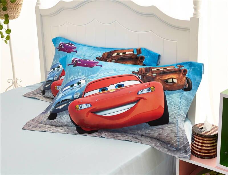 dibujos cama estampado McQueen