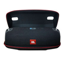 цена на Hot Wireless Bluetooth Speaker Bags Case for JBL Xtreme Speaker PU EVA Carry Travel Zipper Portable Protective Hard Cover Bag