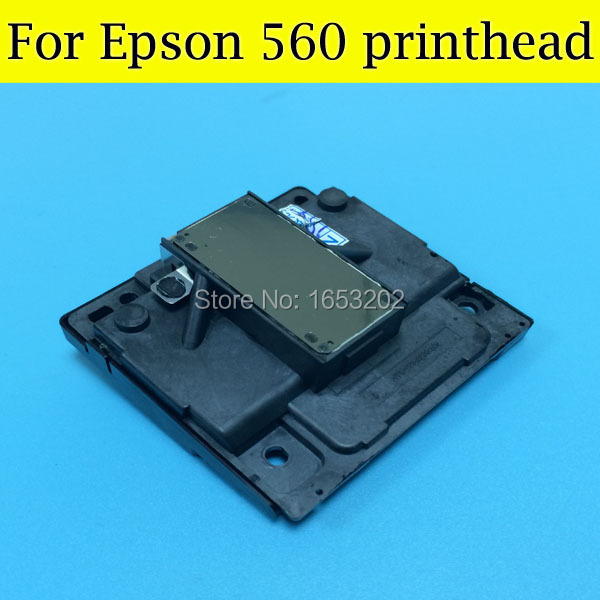 HOT SELLING!! Printhead PRINT HEAD For EPSON ME560 ME535 ME570 Printer Head For EPSON 560W 570W brad new original print head for epson wf645 wf620 wf545 wf840 tx620 t40 printhead on hot sales