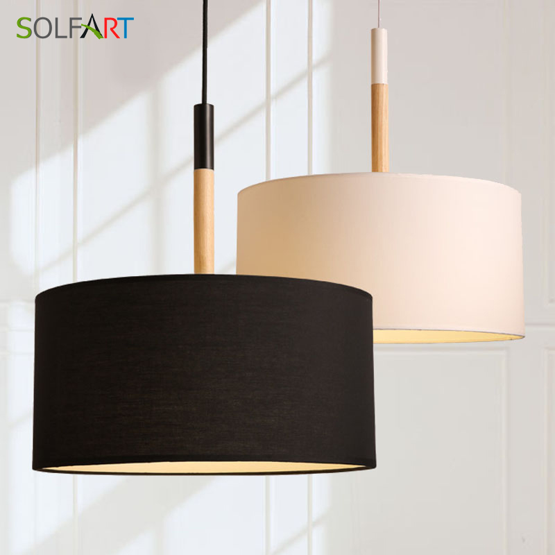 Luminaria Pendant Lamp Home Table for Room Dining Loft Pendant Lights Cloth and Iron art Simple Style HanglampLuminaria Pendant Lamp Home Table for Room Dining Loft Pendant Lights Cloth and Iron art Simple Style Hanglamp