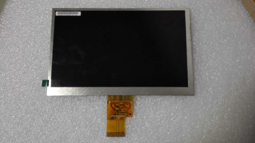 free shipping original 7 inch 40P HD cable number FPC3-WS70049AV0 new LCD screen screen original and new 7 9inch lcd screen for i pad mini lp079x01 sm av lp079x01 smav lp079x01 lcd screen free shipping