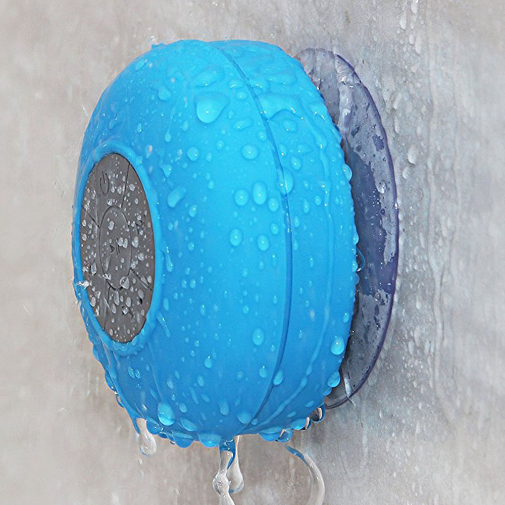 Bluetooth Speaker Portable Mini Wireless Waterproof Shower Speakers for Phone MP3 Bluetooth Receiver Hand Free Car