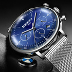 NIBOSI Watch Military Watches Men Luxury Waterproof Fashion Sapphire Crystal Watches Men Clocks Watches Men's Wristwatch Clock