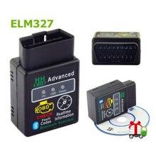 OBD Mini ELM327 Bluetooth V2.1 OBD2 Diagnostic Scanner elm 327 Bluetooth OBD II Diagnostic Tool Scan Tool Device auto diagnostic tool mini elm327 v1 5 with switch support full protocol elm327 v 1 5 obd ii obd2 scanner bluetooth support at