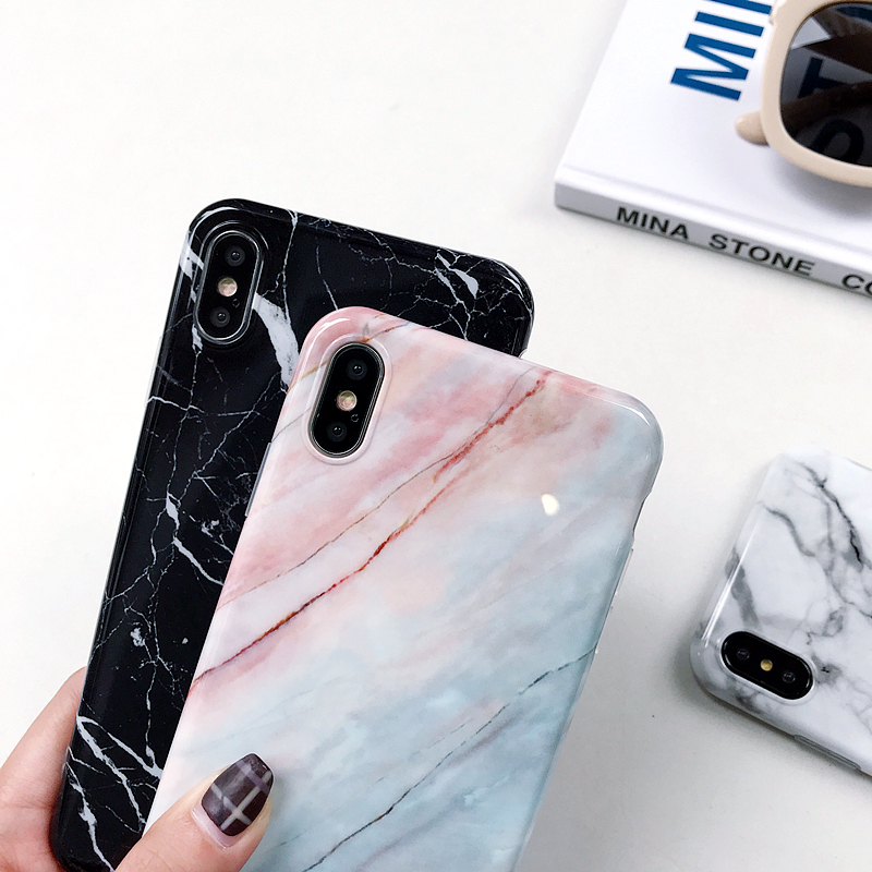 Marble X Case for iPhone SE (2020) 23
