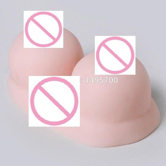 Aiwei pecho Yin realista artificial vagina, masturbator masculino, Yin pecho hip molde silicona productos de sabor, juguetes del sexo para los hombres, vagina artificial 69e86e