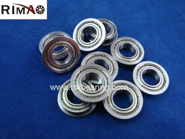 F636Z F636ZZ Flange bearing