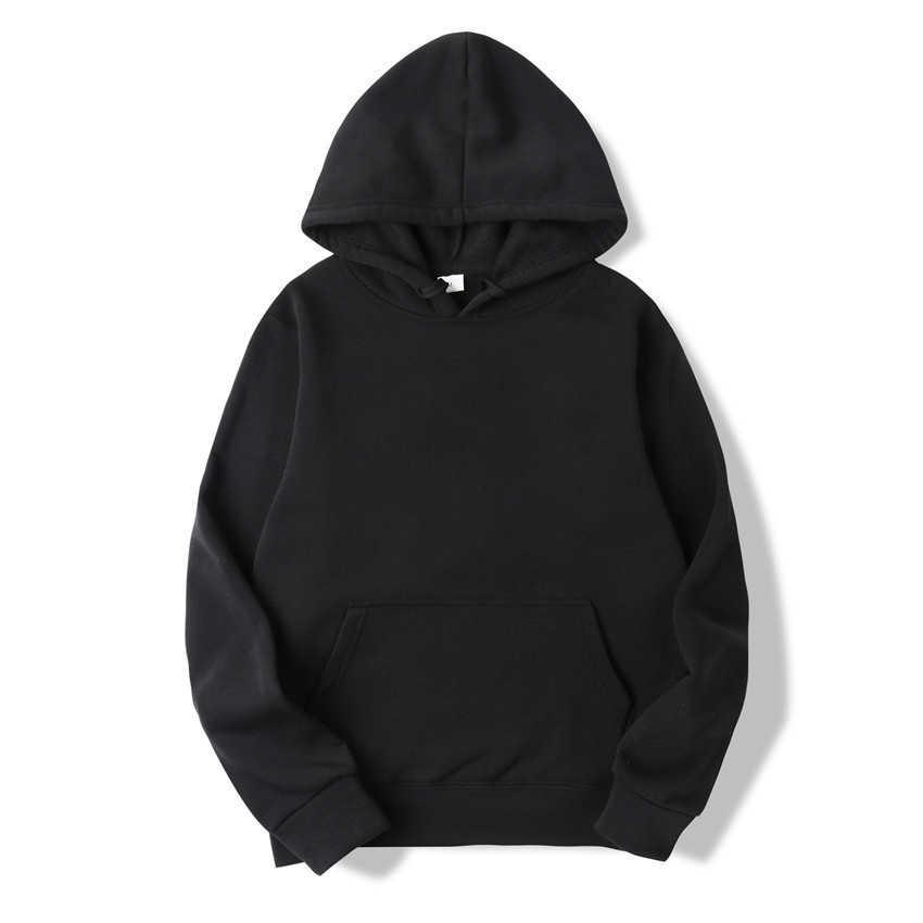 FGKKS ยี่ห้อ Hoodie 2019 ฤดูใบไม้ร่วงชาย Hip Hop Streetwear ผู้ชายเสื้อ Hoodies Mens สีทึบ Hoodie