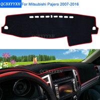 Car Styling Dashboard Protective Mat Shade Cushion Photo Phobism Pad Interior Carpet For Mitsubishi Pajero 2007