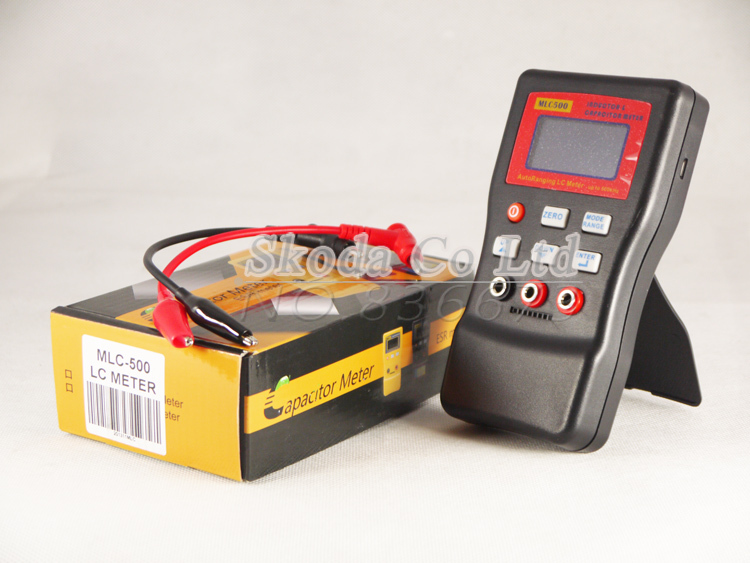все цены на MLC500 LR automatic range capacitance and inductance measurement meter, LC/RC oscillation measurement for Component Testing онлайн
