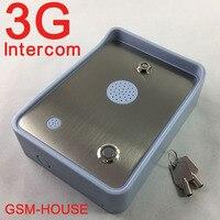 3G версия беспроводной связи GSM для экстренной помощи средство открытия шлюза контроллера доступа DC12V версия