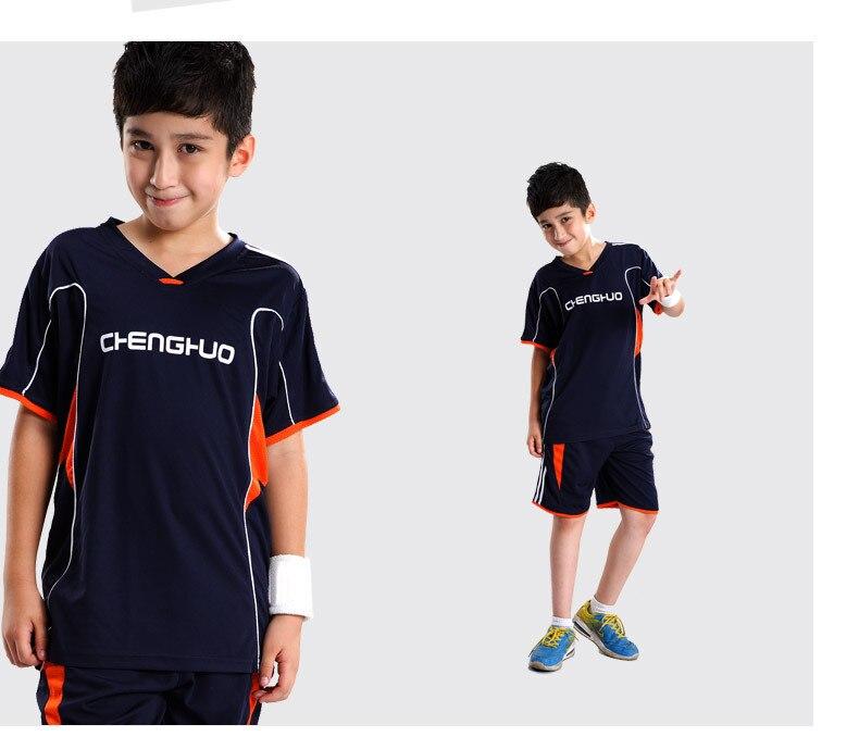 Colorful Performance clothing Kids Set basketball jersey ...