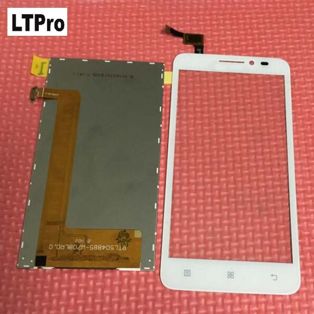 US $14 98  LTPro 100% Warranty Good Working Outer Glass Sensor Touch Screen  Digitizer LCD Display For Lenovo A606 mobile phone Replacement-in Mobile