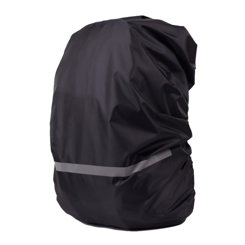 18L-70L Adjustable Waterproof Dustproof Backpack Rain Cover Portable Ultralight Shoulder Protect Outdoor Bag Cover Hiking