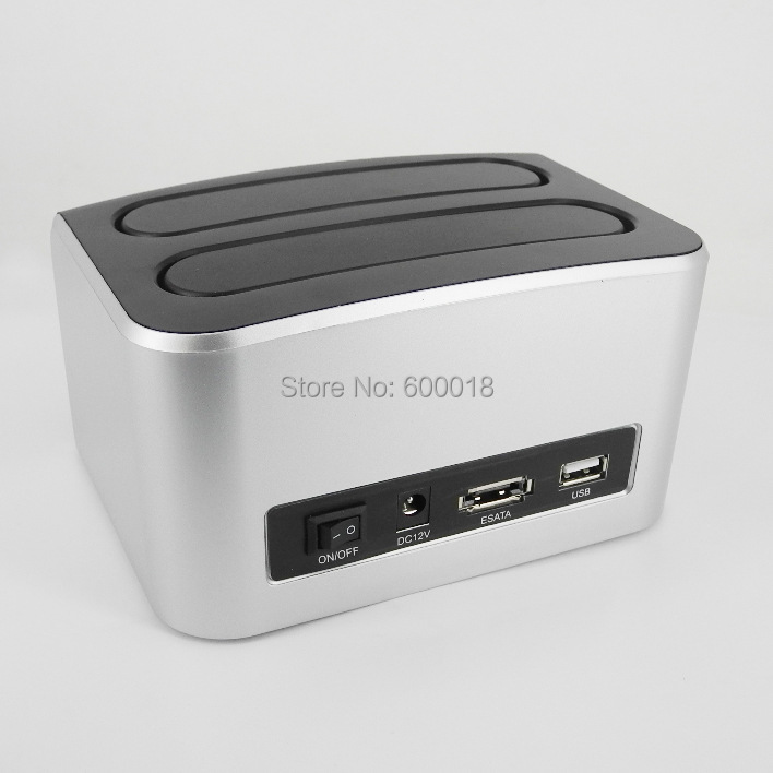 CH-328U2IS usb 2.0 to sata pata hdd docking station (6)