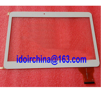 New arrived 10.1 Lenovo A101 3G Quad core tablet MTK6582 touch screen digitizer panel glass Free Shipping