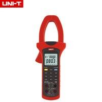 UNI-T UT231 כוח יחיד בשלב 2-wire 600KW קלאמפ מד True RMS הדיגיטלי קלאמפ גורם כוח USB זווית שלב רישום נתונים