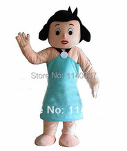 mascot Betty Mascot Costume Adult Size Betty Mascotte Outfit Suit Fancy Dress for Women Carnival Costume