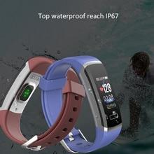 Digital Sport Watches Women Smart Watch Men Sports Watches Female Colorful Screen Male Sportwatch Man Waterfroof Wristwatch