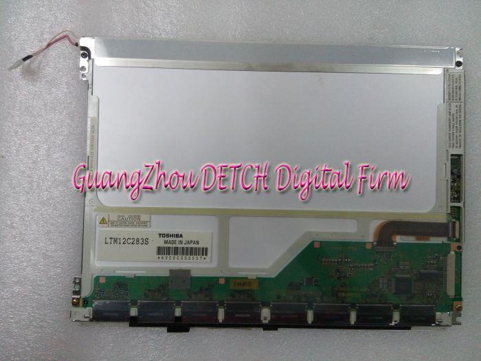 Industrial display LCD screen12-inch   LTM12C283S LCD screen