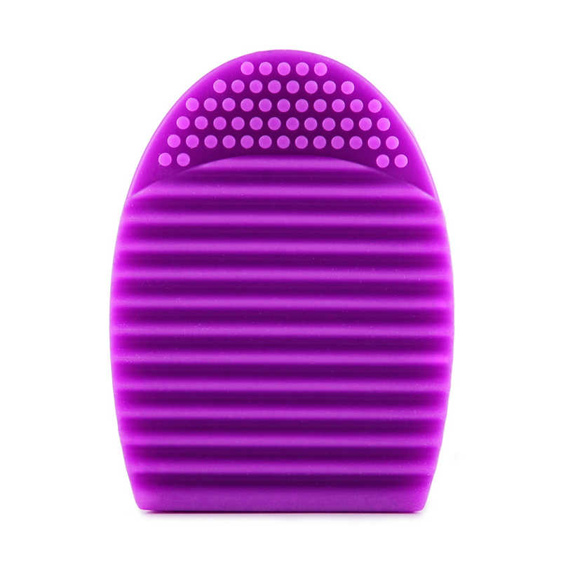 Силиконовые кисти для макияжа, моющие, чистящие инструменты, косметические кисти для макияжа, скрубберная доска, моющая Косметическая щетка для чистки инструмента