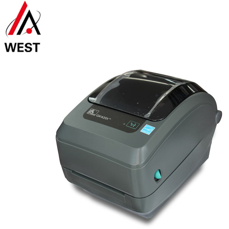 Kostenloser Versand Marke Neue Original Zebra Gk420t 200 Dpi Desktop Drucker Aufkleber Maschine Express Bill Thermische Transfer Drucker Barcode-drucker Büroelektronik