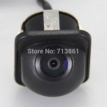 Универсальная автомобильная парковочная камера заднего вида HD Цвет водонепроницаемая камера заднего вида с линией парковки DC 12 В