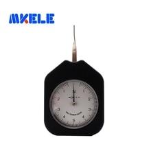 SEN-5-1 5N  Tensiometer  Analog Dial Gauge Single Pointer Force Tools Tension Meter sen anlong tension meter sen 5