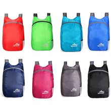 Foldable Waterproof Travel Backpack Bag Ultra Lightweight Nylon Daypack for Outdoor Jogging Hiking Camping