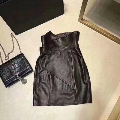 2019 High Waist Irregular Slim Skirt J22 in Skirts from Women 39 s Clothing