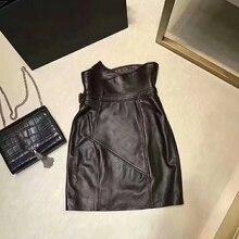 2019 High Waist Irregular Slim Skirt J22 стоимость