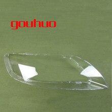 Для Audi Q7 10-15 абажур лампы маска на фару корпус противотуманных фар фары абажур крышка 1 шт