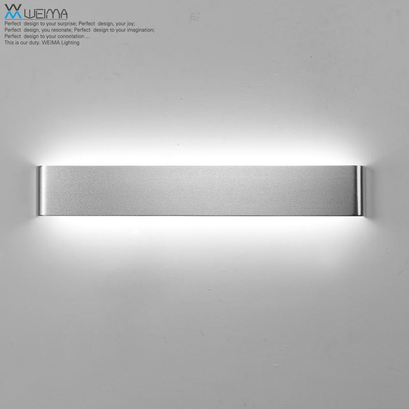 The living room wall lamp Vemma modern minimalist bedroom bedside led aisle stairs personality lighting lamp