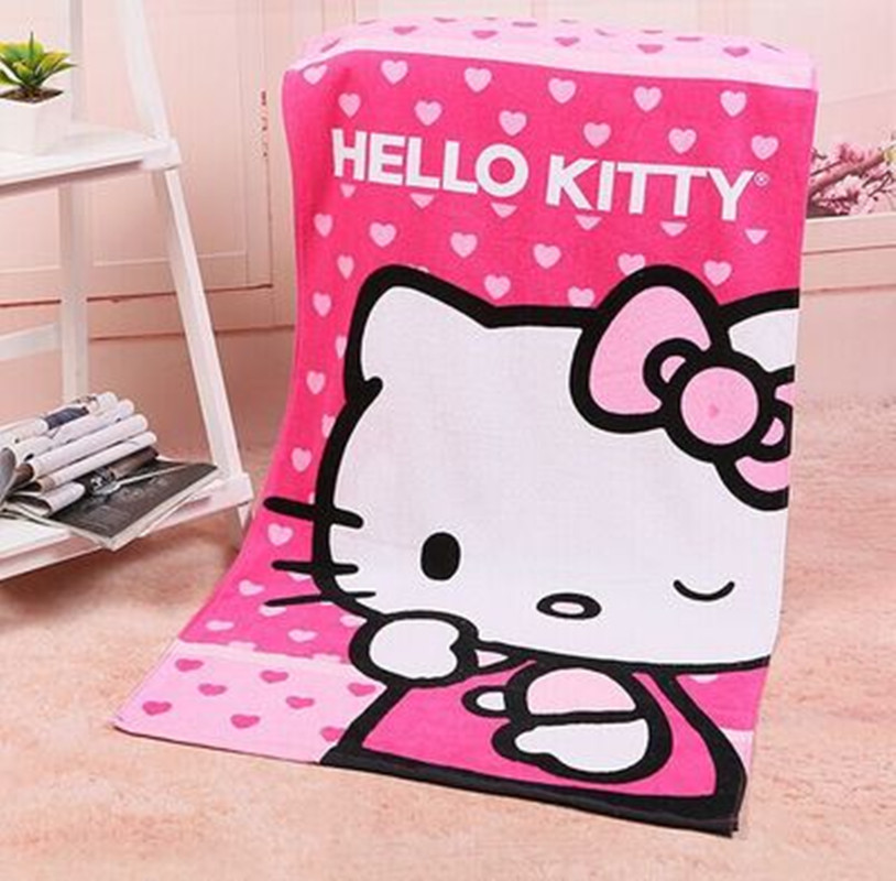 e66fb190a Buy hello kitty towel and get free shipping on AliExpress.com