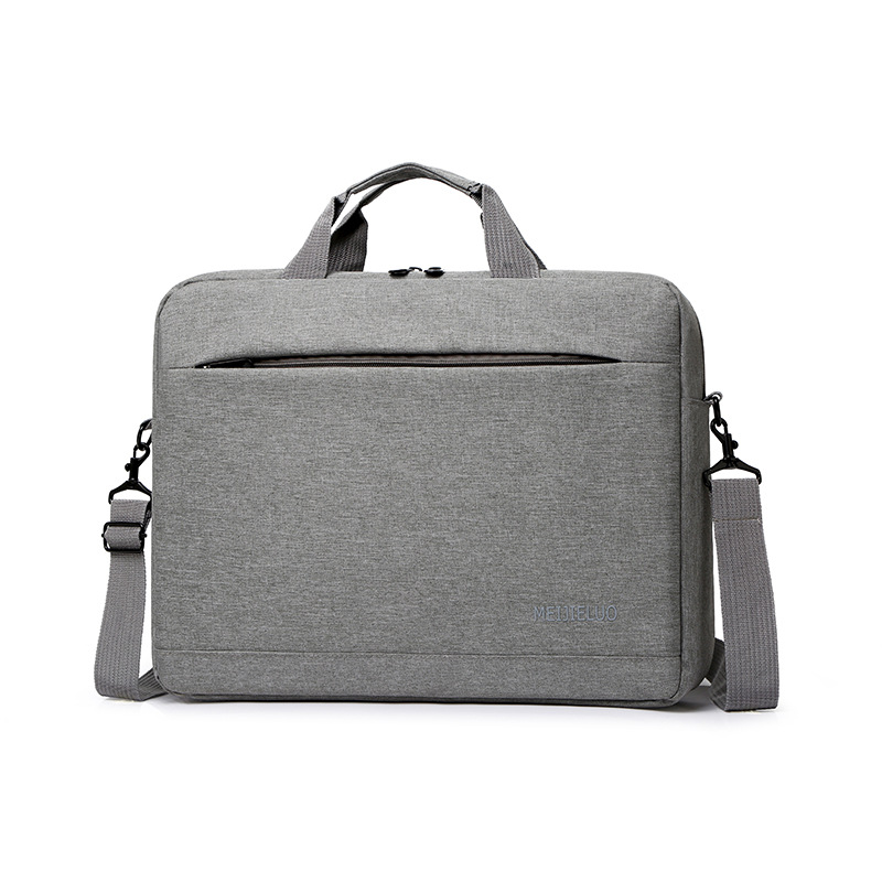 Business Portfolios Man Shoulder Travel Bags NEW Business Briefcase Laptop Bag Oxford Cloth Multifunction Waterproof Handbags