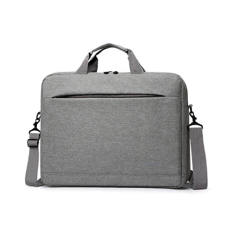 Business Portfolios Man Shoulder Travel Bags NEW Business Briefcase Laptop Bag Oxford Cloth Multifunction Waterproof Handbags