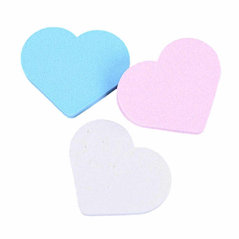 3 pcs Puff e Spugnette Cosmetiche Soffio di Polvere Smooth Trucco delle Donne Prodotti di base Spugna di Bellezza per Make Up Strumenti Accessori H1