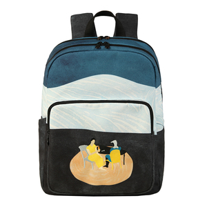 Image 4 - [NEW ARRIVAL] 2019 YIZISTORE original backpacks creative  school bags for teenagers and traveling in SCENERY 3(FUN KIK store)