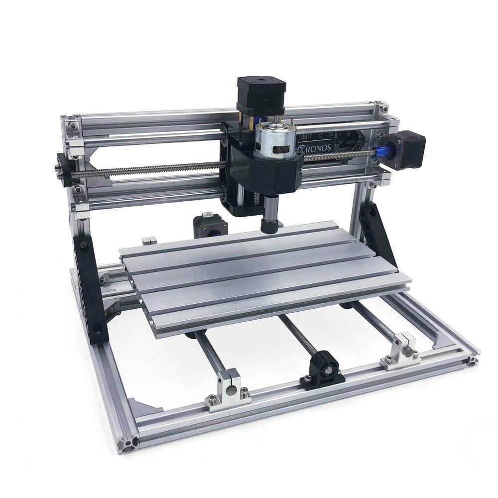 CNC3018 withER11, Diy mini CNC Gravur Maschine, Laser Gravur, Pcb PVC Fräsen Maschine, Holz Router, CNC 3018, Beste Erweiterte Spielzeug
