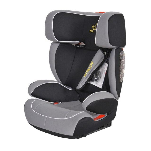 Автокресло, бустер  ACTRUM ISOFIX для детей 4-12 лет (15-36кг)
