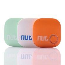 2015 New Nut 2 Smart Tag Bluetooth Tracker Child Pet Key Finder Alarm GPS Locator White Finder Alarm GPS Locator Green