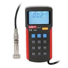 UNI-T UT315 Digital Vibration Testers Vibration Acceleration Velocity Displacement Measurement USB Connect control of a uni axial magnetorheological vibration isolator