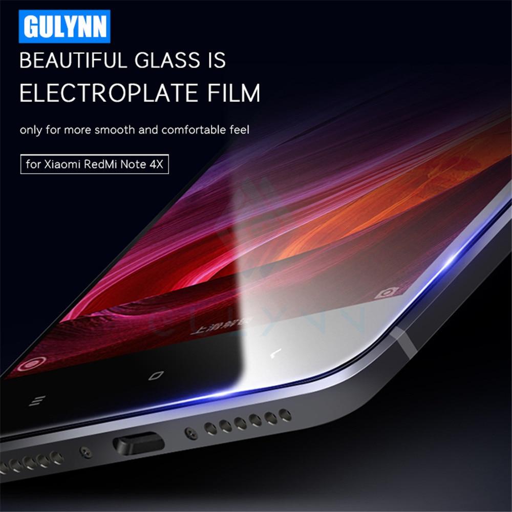 Premium Tempered Glass for Xiaomi Redmi 4A 4X 5 5S Plus Note 4 4X 5A 9H Screen Protector Protective Cover for Mi A1 6 Redmi 5A