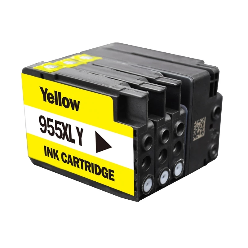 955 XL replacement For HP 955XL Ink Cartridge compatible for hp OfficeJet Pro 7740 8210 8216 8710 8715 8716 8717 8720 8725 8727 in Ink Cartridges from Computer Office